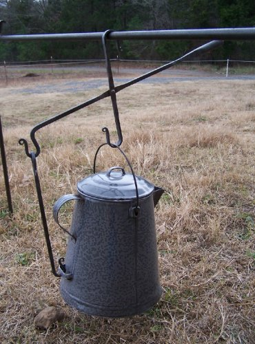 Apart The Old Style Was Original Way Chuck Wagon Cooks Made Them And They Had Same Problem We Now Make Top Longer Attach Hook